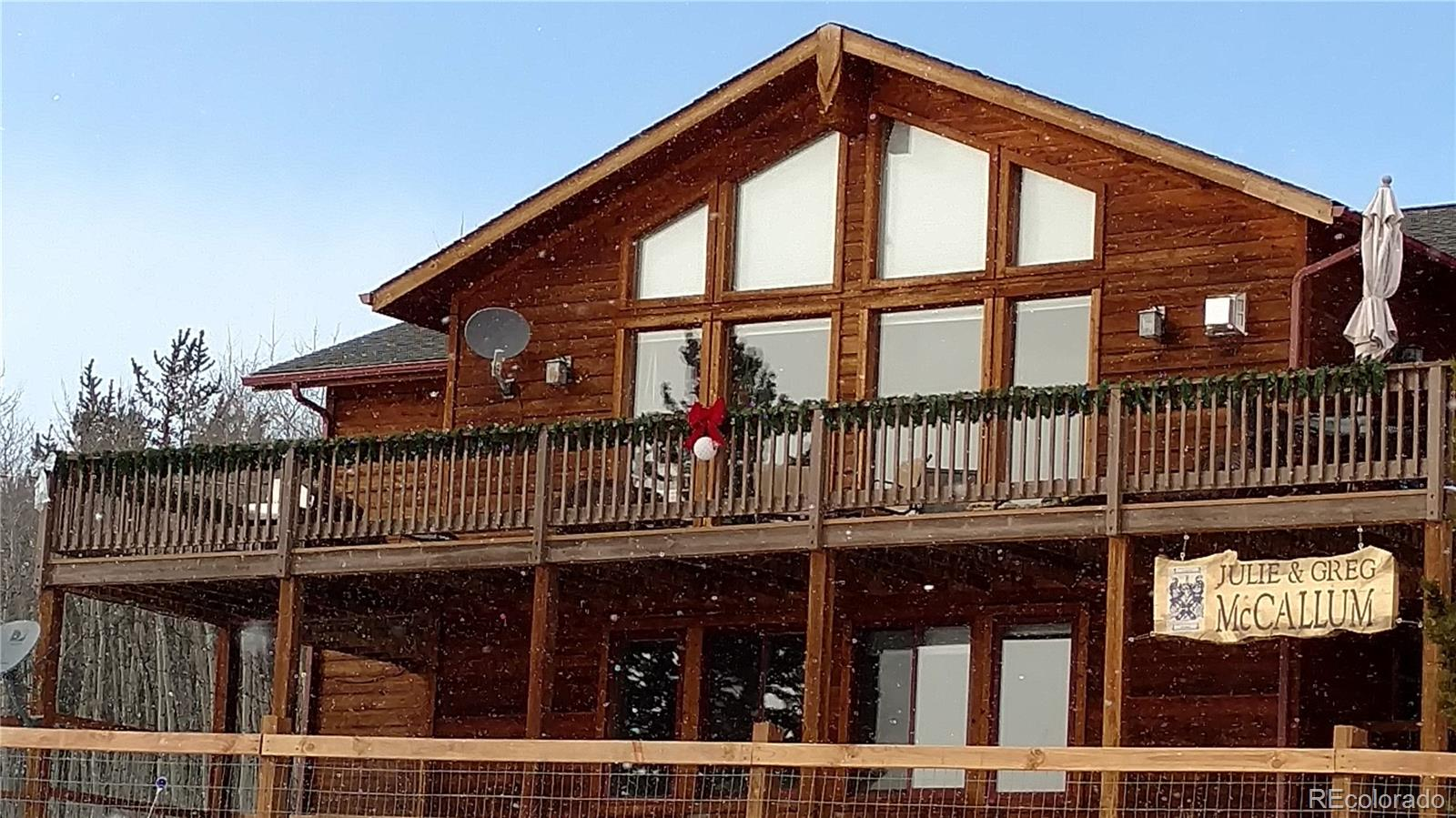 493 Thickspike Property Photo - Fairplay, CO real estate listing