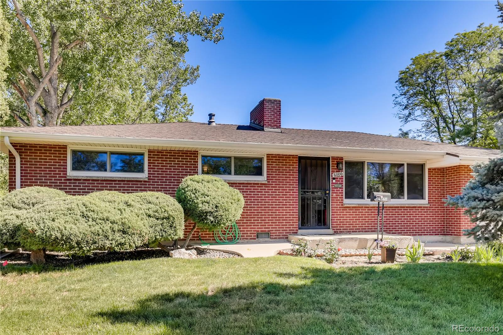 6000 Everett Street Property Photo - Arvada, CO real estate listing