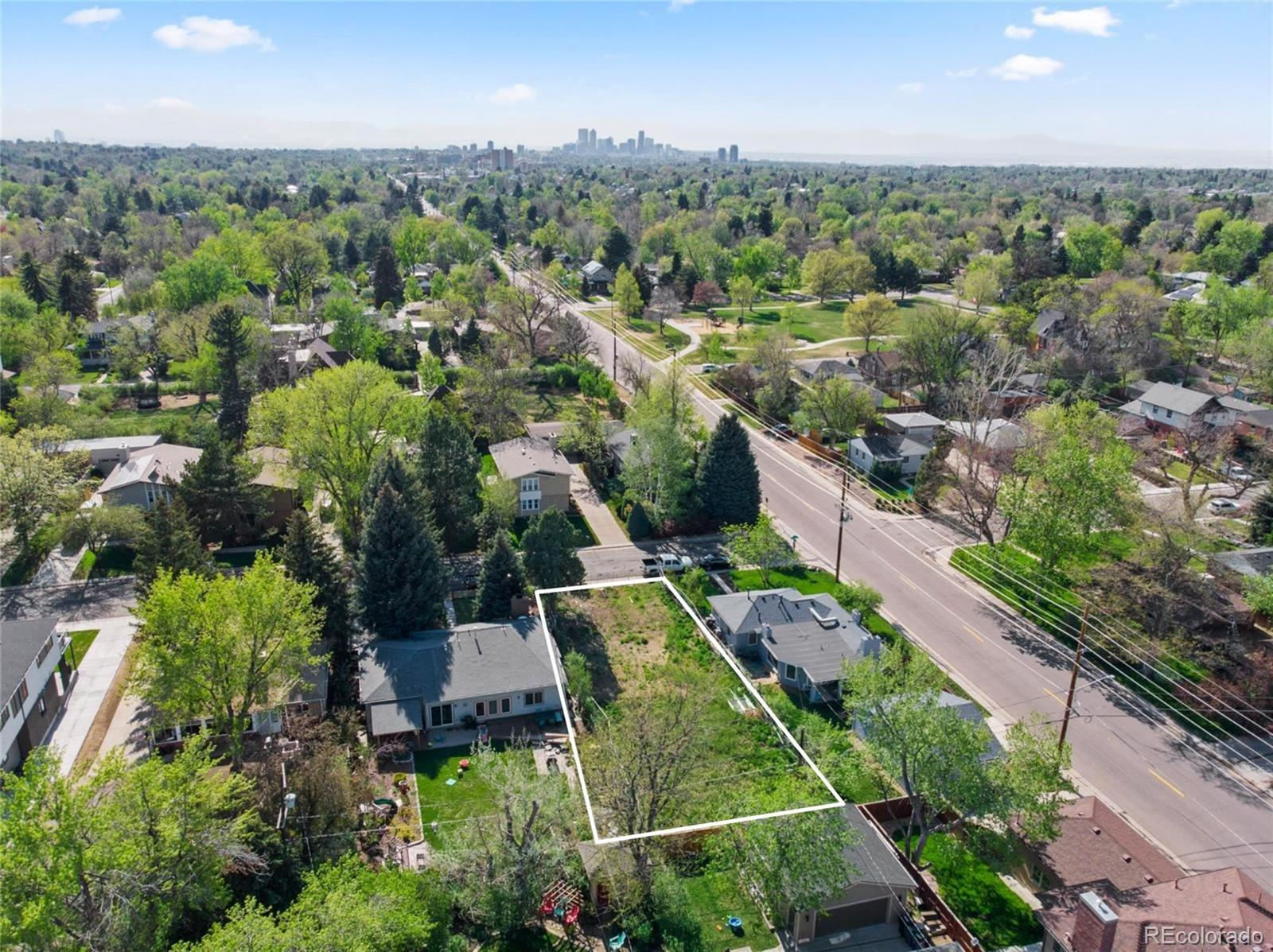 790 Pontiac Street Property Photo - Denver, CO real estate listing