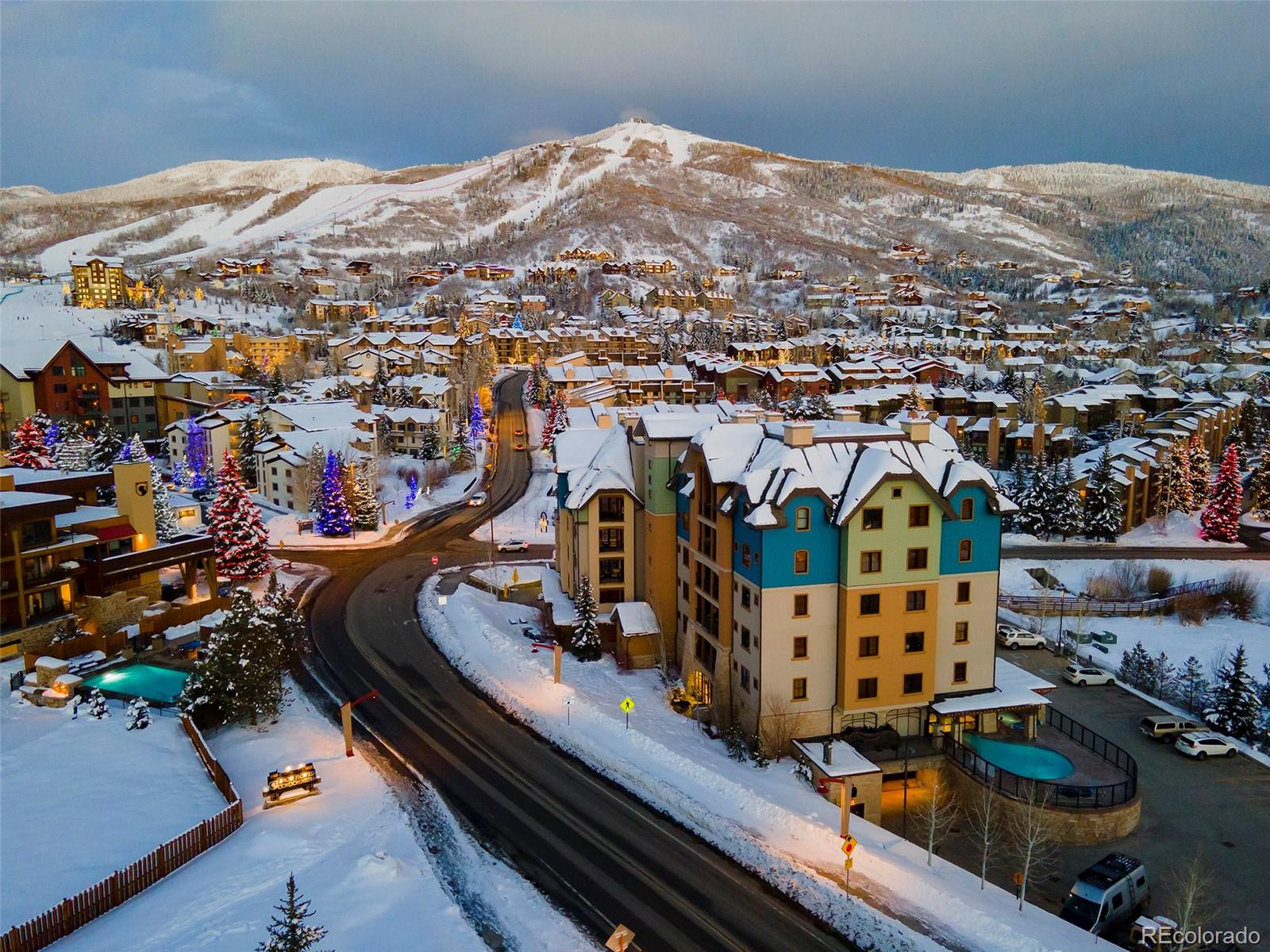 2525 Village Drive #3D Property Photo - Steamboat Springs, CO real estate listing