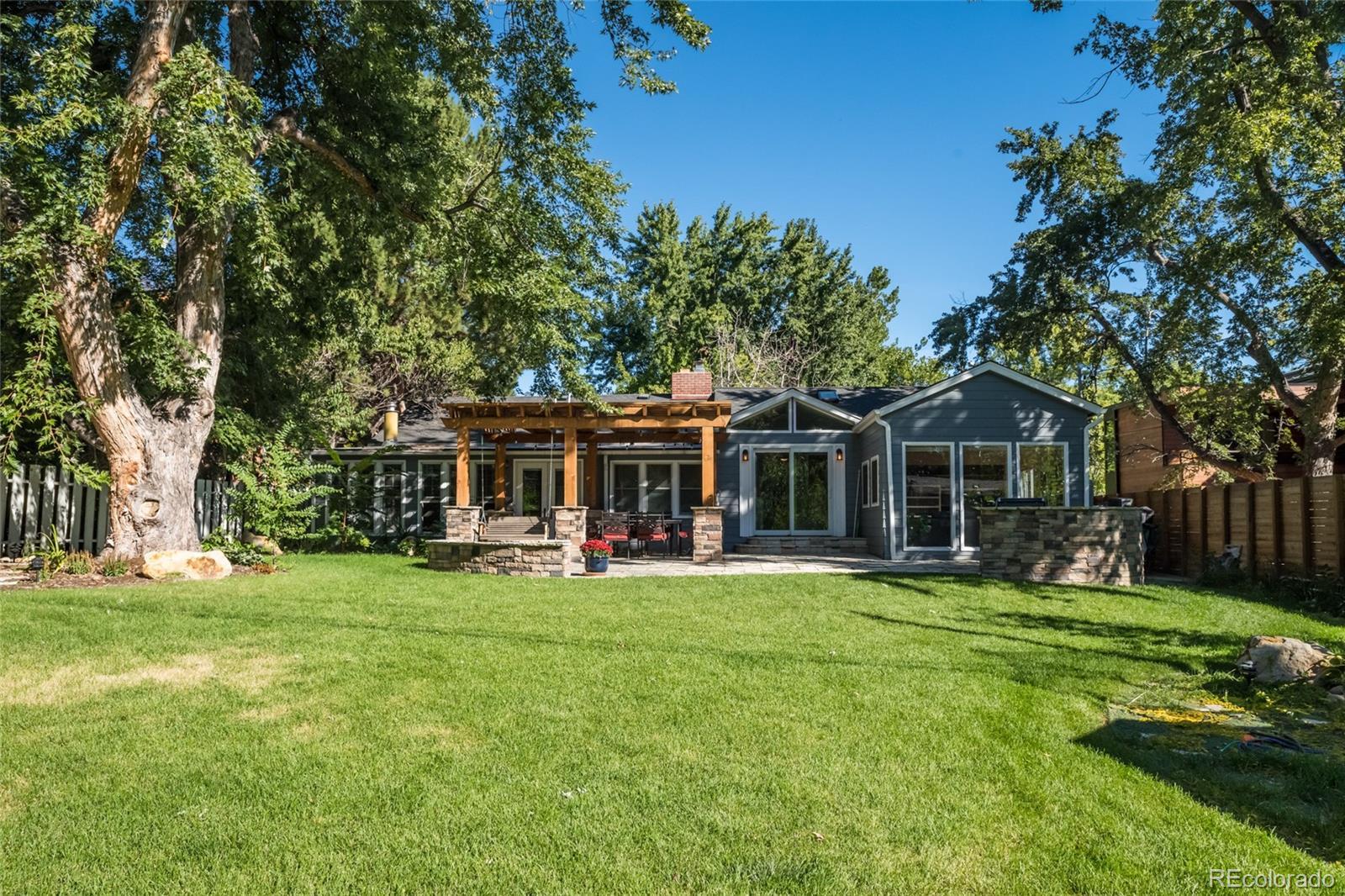 540 Iris Avenue Property Photo - Boulder, CO real estate listing