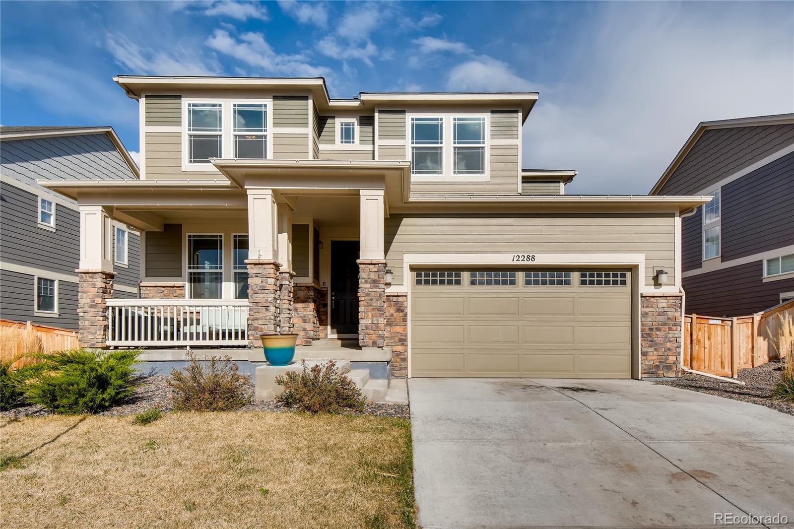 12288 Oneida Street Property Photo - Thornton, CO real estate listing