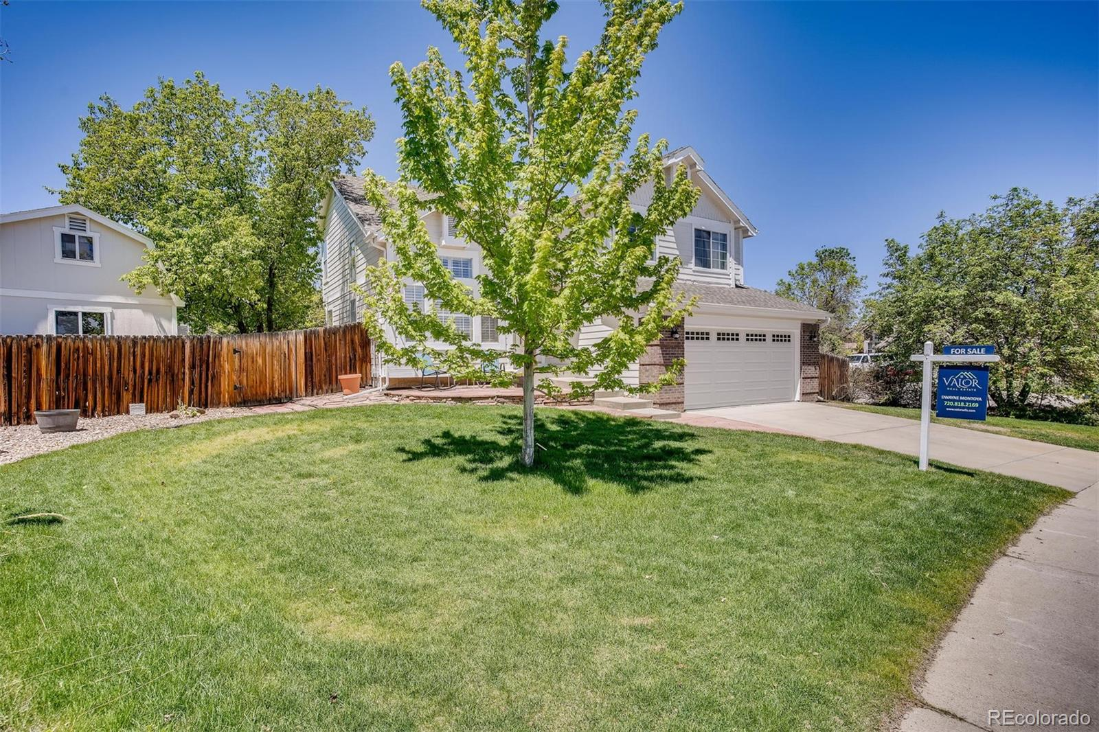 7629 S Ammons Court Property Photo - Littleton, CO real estate listing