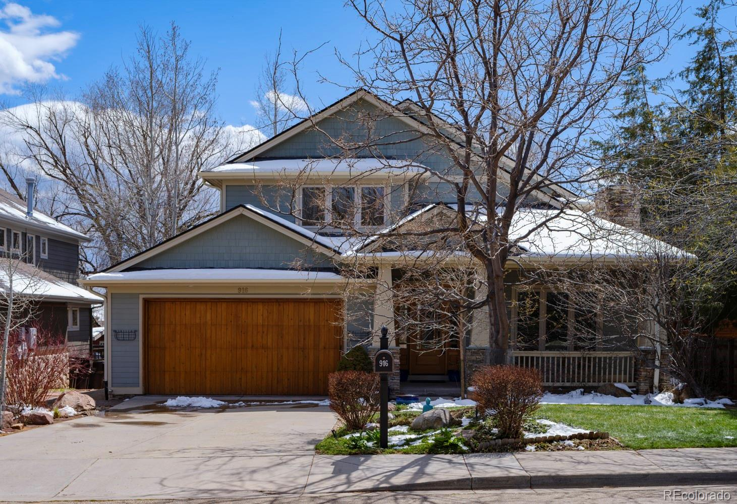916 Locust Avenue Property Photo - Boulder, CO real estate listing