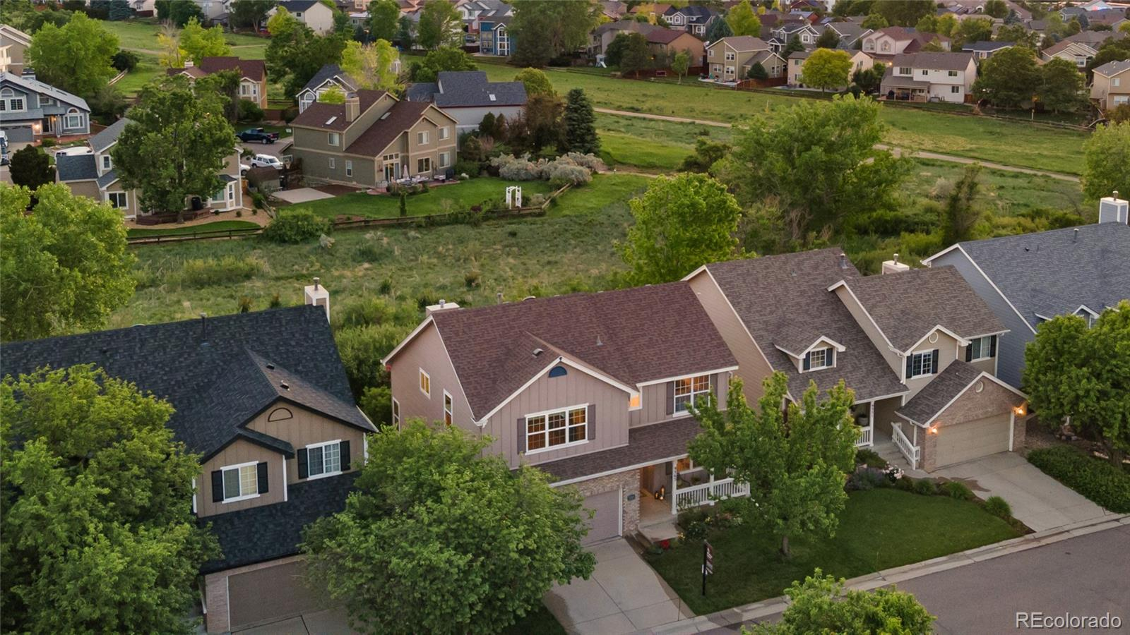 9563 Bexley Drive Property Photo - Highlands Ranch, CO real estate listing