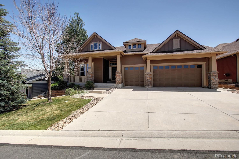 1586 Suncrest Road Property Photo - Castle Rock, CO real estate listing