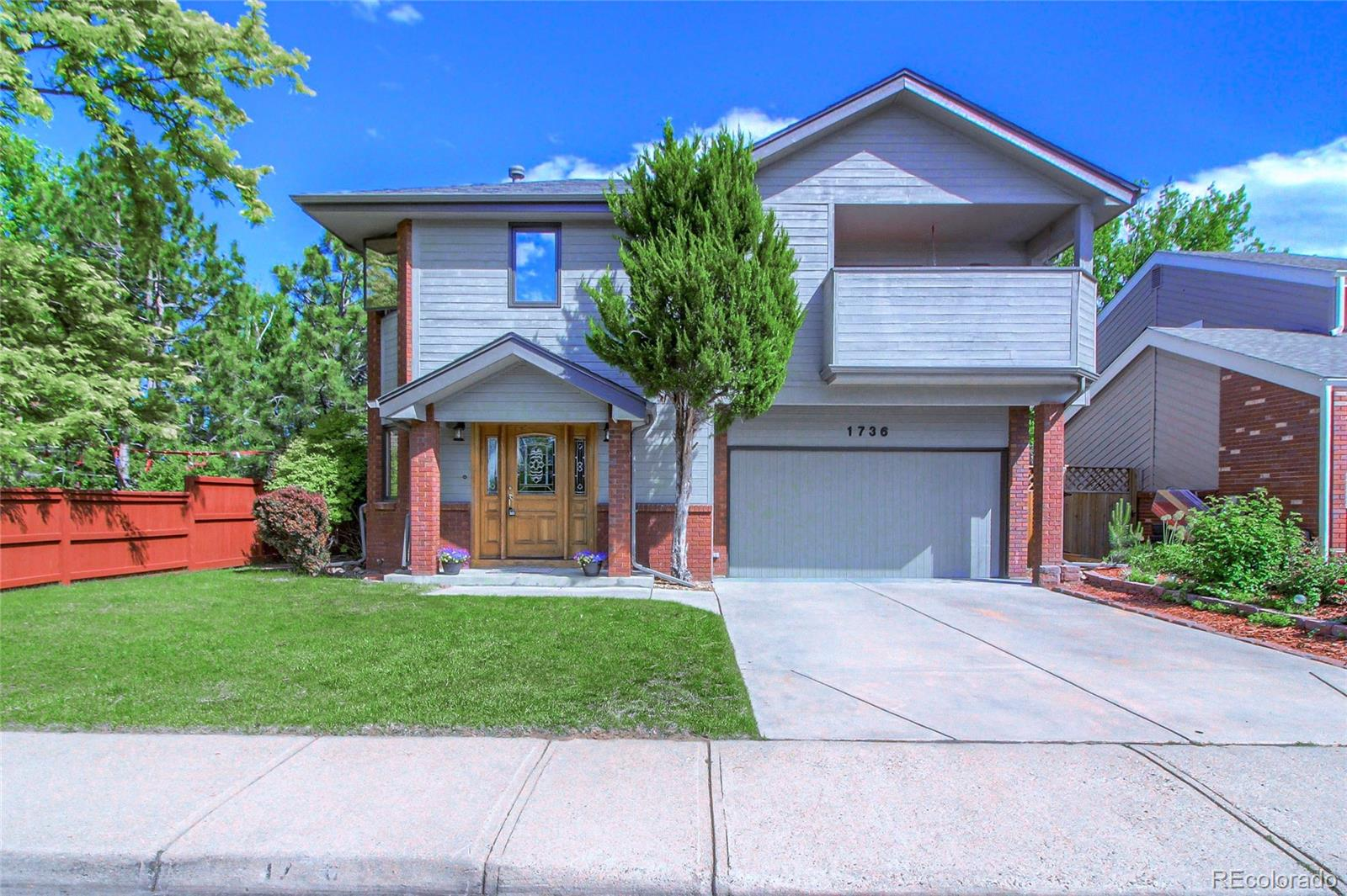 1736 W Barberry Circle Property Photo - Louisville, CO real estate listing