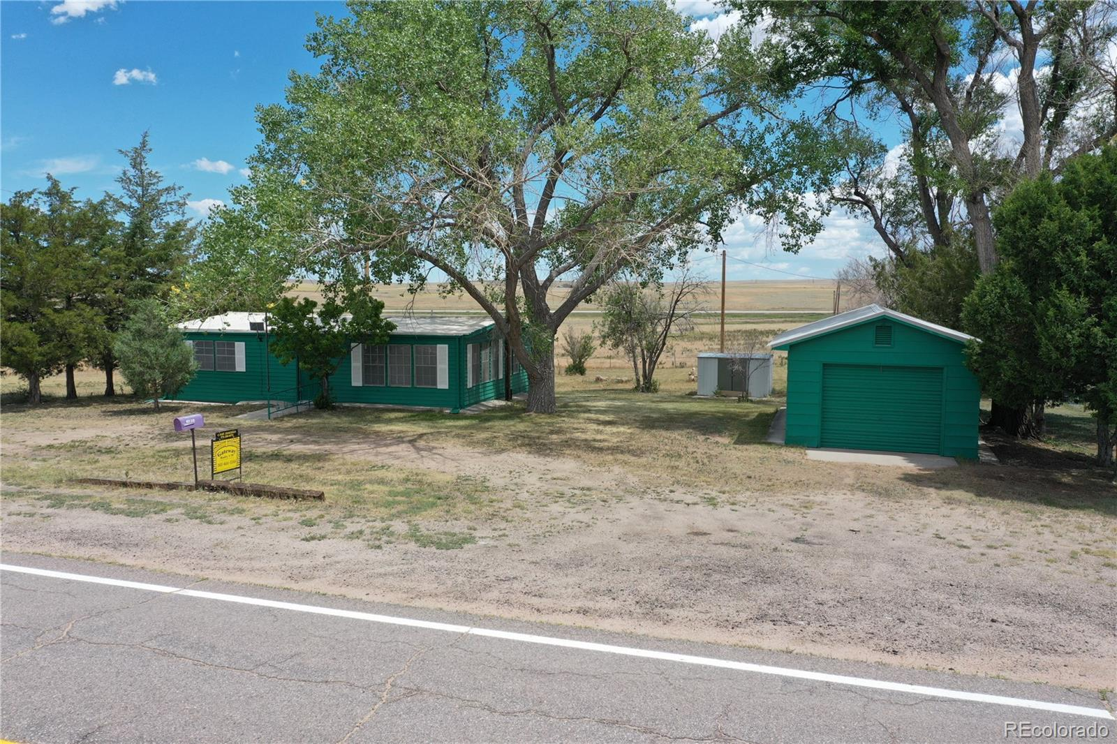 41130 1st Avenue Property Photo - Agate, CO real estate listing