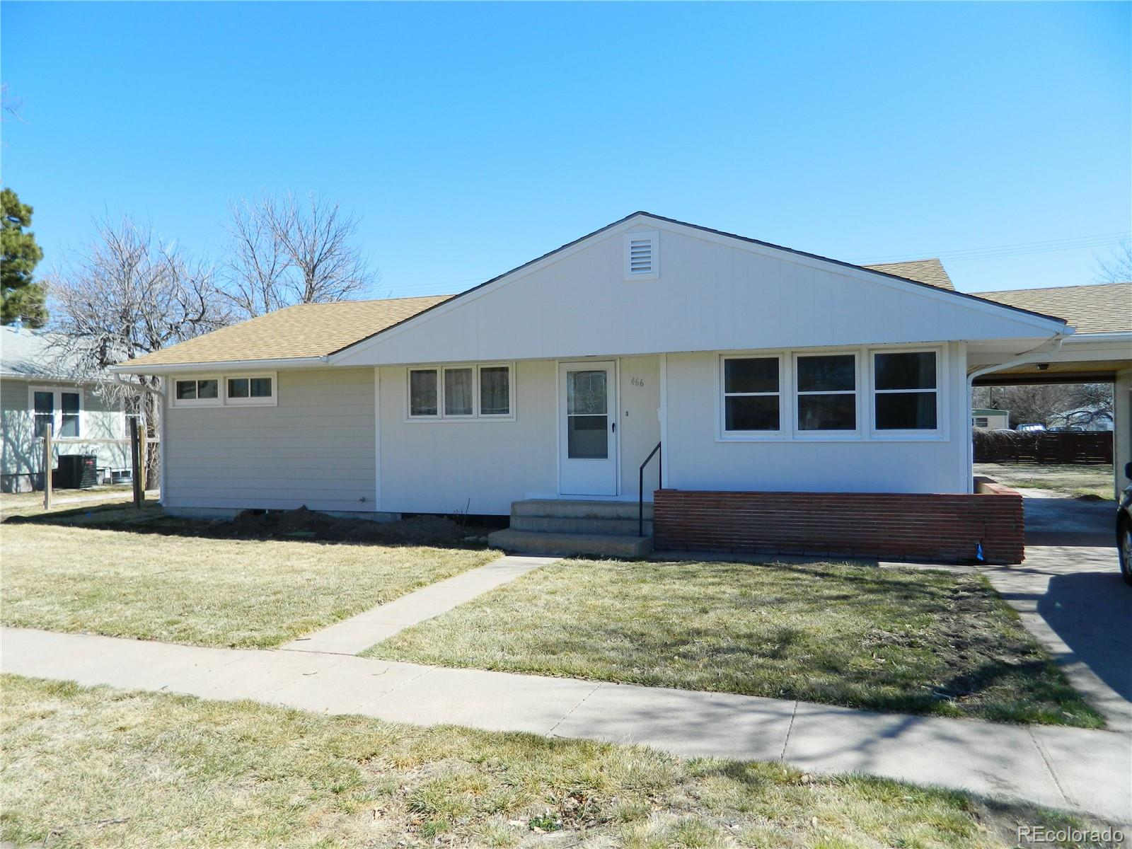 466 Birch Avenue Property Photo - Akron, CO real estate listing