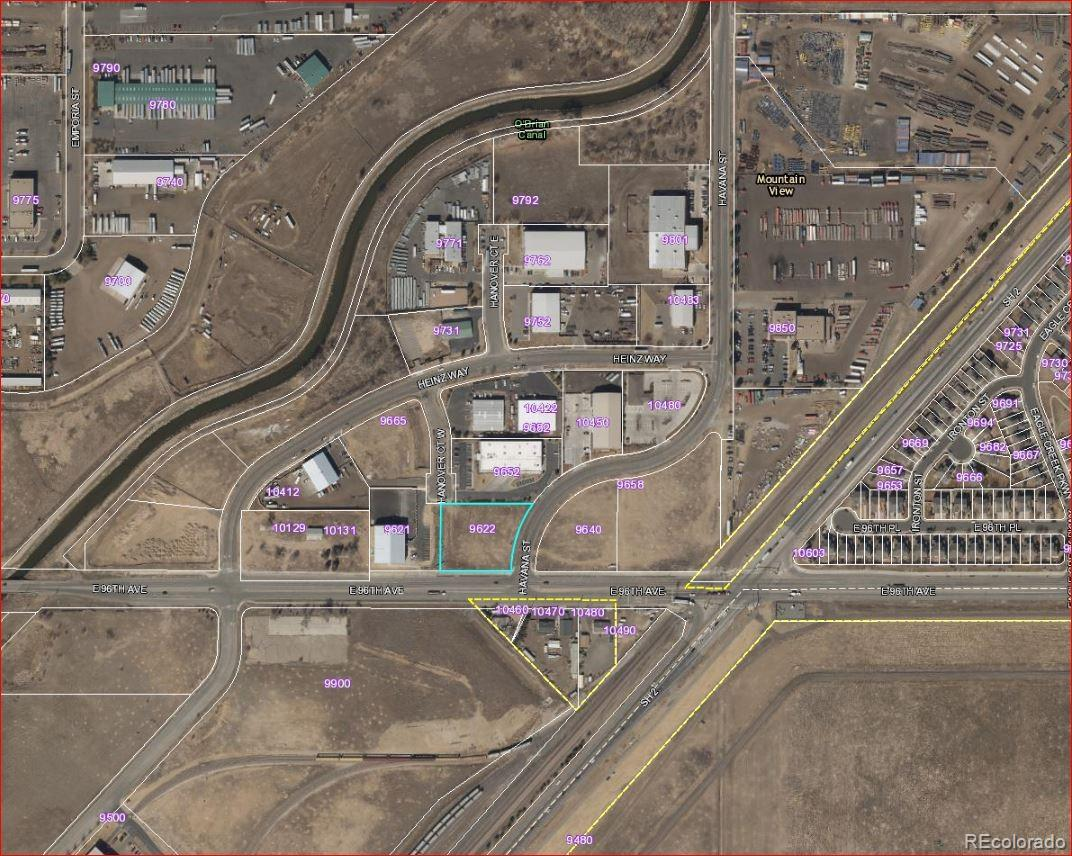9622 Hanover Court Property Photo - Commerce City, CO real estate listing
