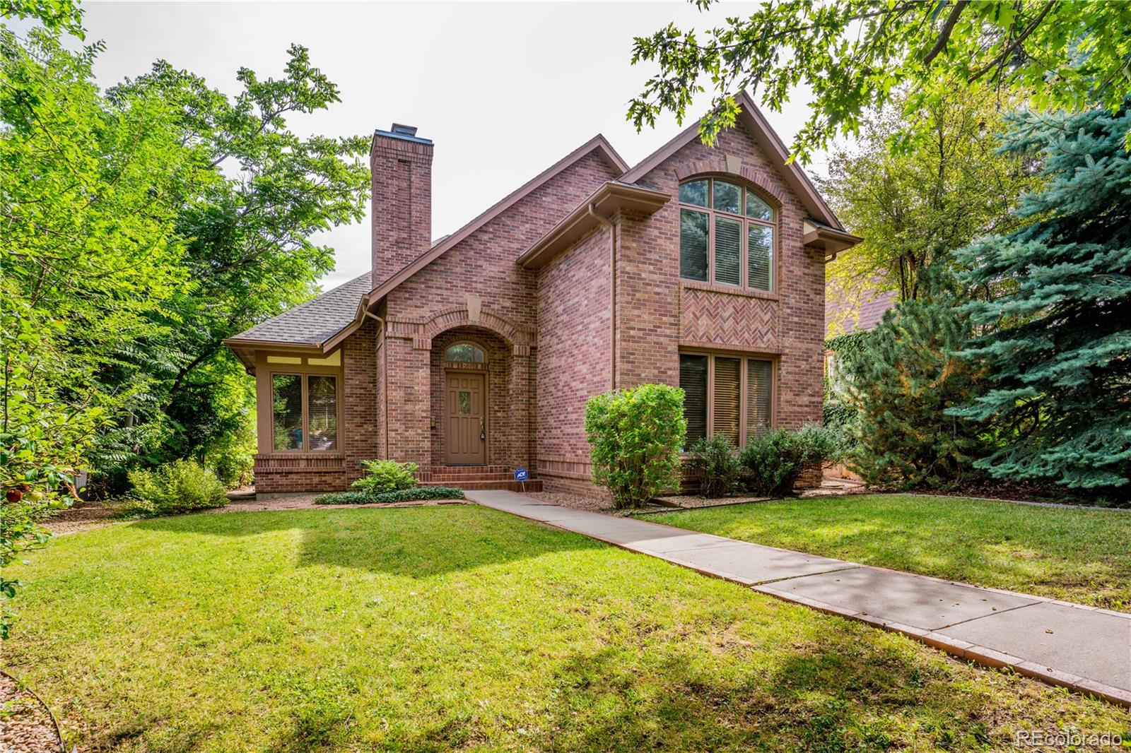 766 16th Street Property Photo - Boulder, CO real estate listing