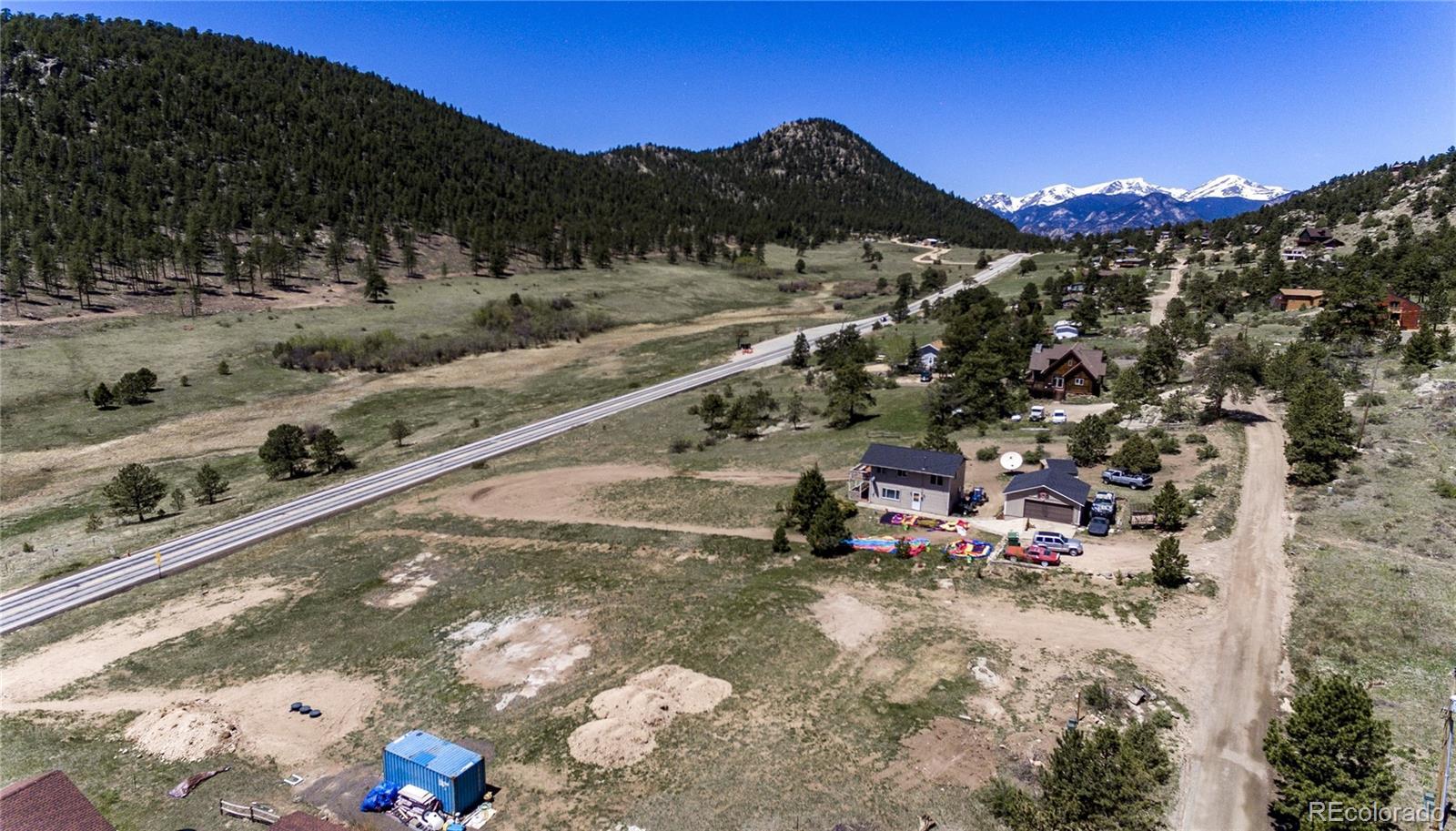 544 Meadowview Drive, Estes Park, CO 80517 - Estes Park, CO real estate listing