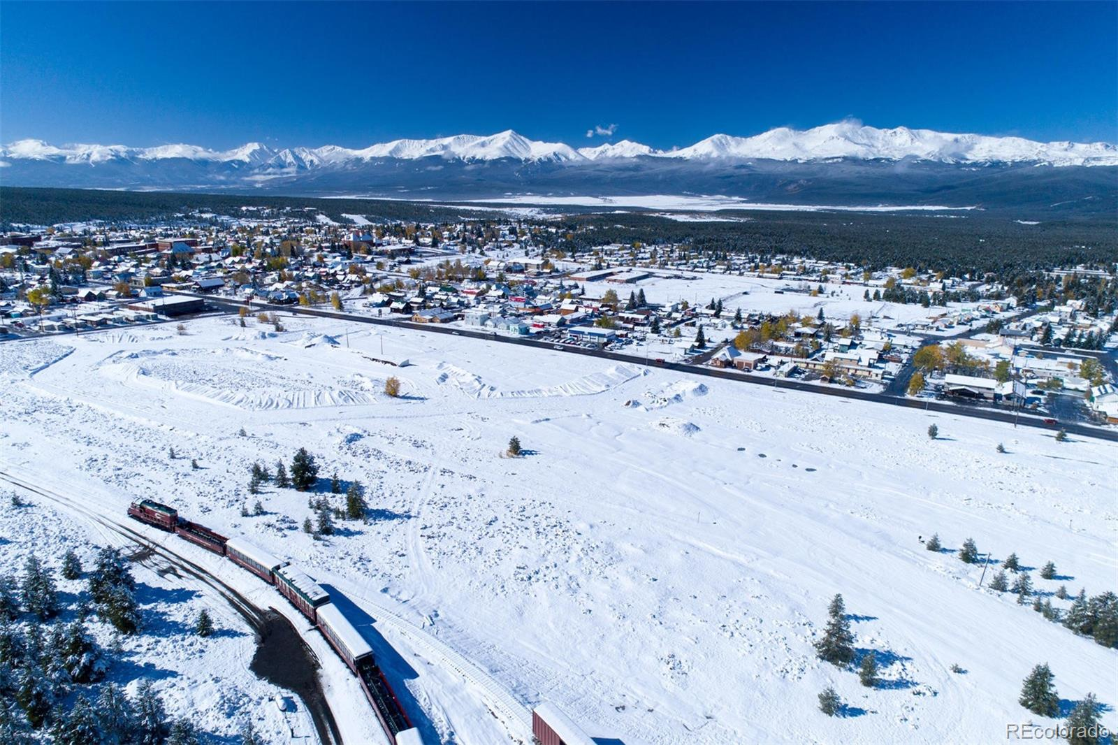 209 E Mountain View Drive Property Photo - Leadville, CO real estate listing
