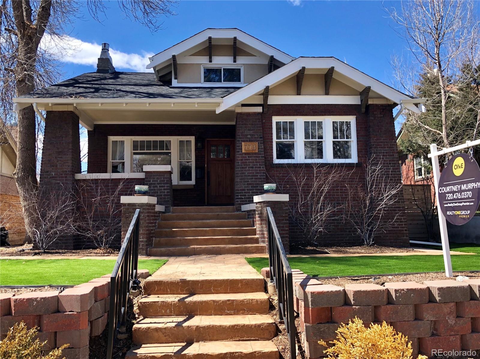 773 Josephine Street Property Photo - Denver, CO real estate listing