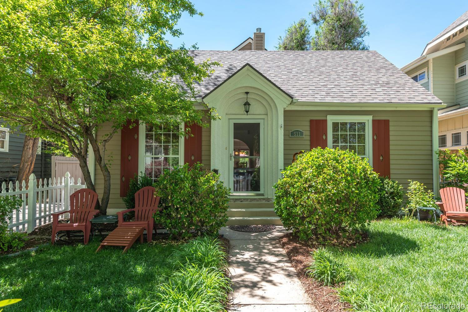 511 W Mountain Avenue Property Photo - Fort Collins, CO real estate listing