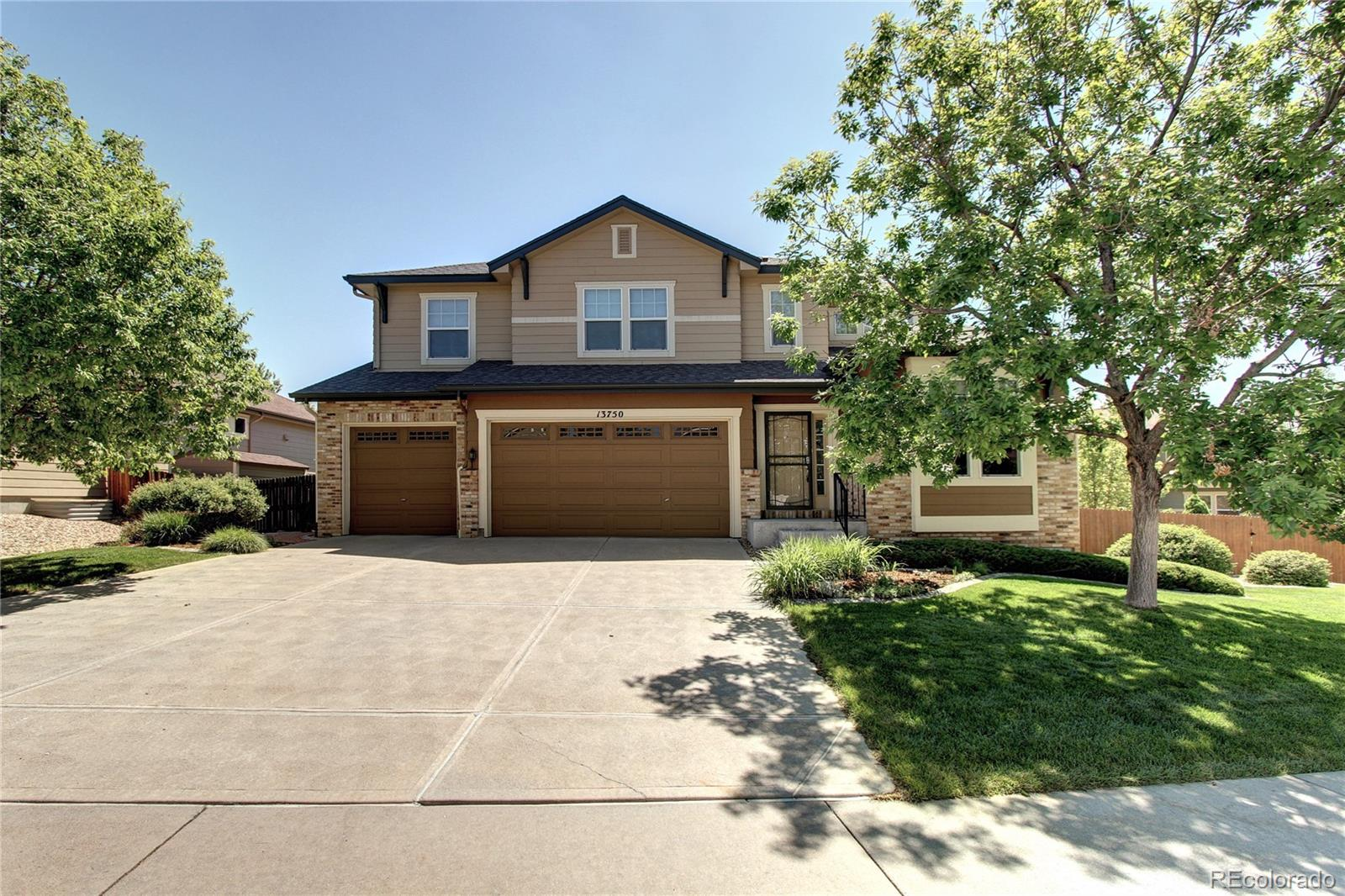 13750 Dexter Street Property Photo - Thornton, CO real estate listing
