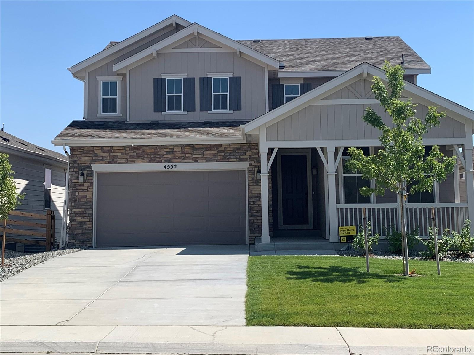 4552 S Perth Court Property Photo - Aurora, CO real estate listing