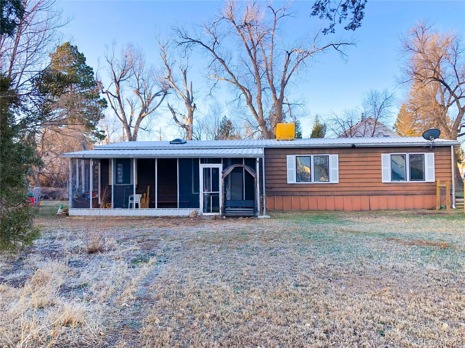 422 Sioux Avenue Property Photo - Simla, CO real estate listing