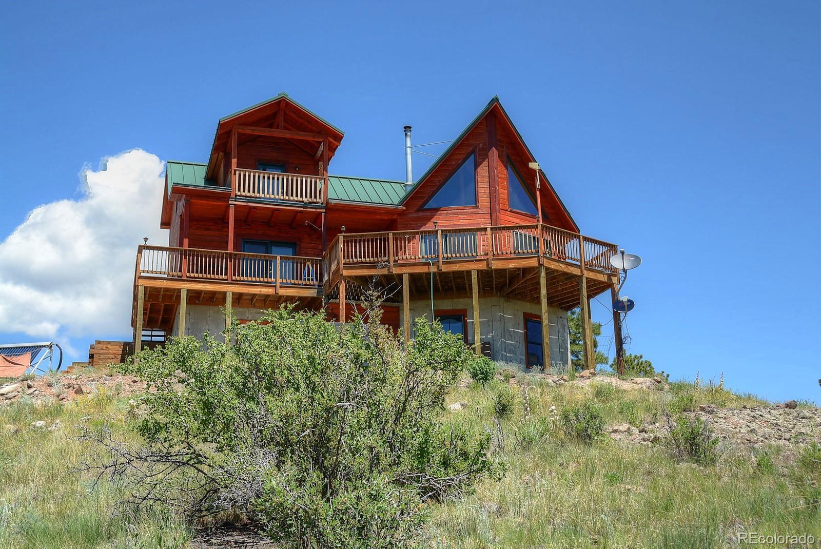 396 Eagle Nest Trail, Guffey, CO 80820 - Guffey, CO real estate listing