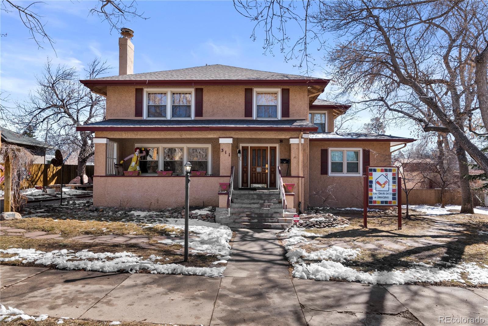 311 N Logan Avenue Property Photo - Colorado Springs, CO real estate listing