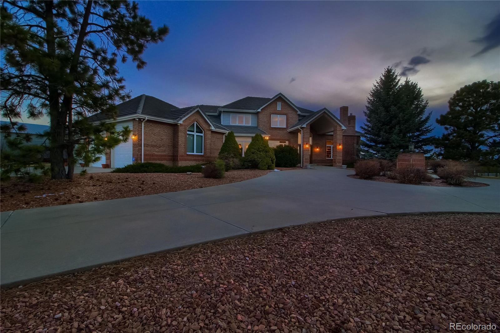 60 Bill Davis Road Property Photo - Franktown, CO real estate listing
