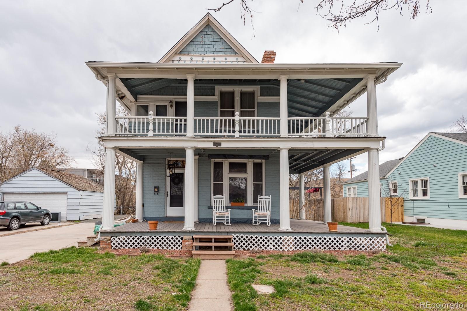 1638 Galena Street Property Photo - Aurora, CO real estate listing