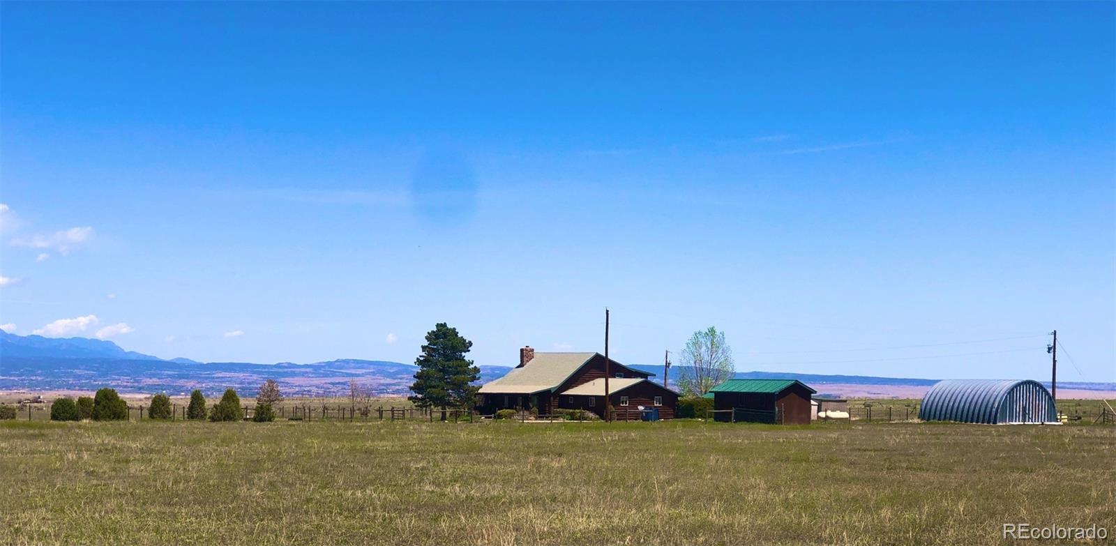 8422 County Road 19 Property Photo - Wetmore, CO real estate listing