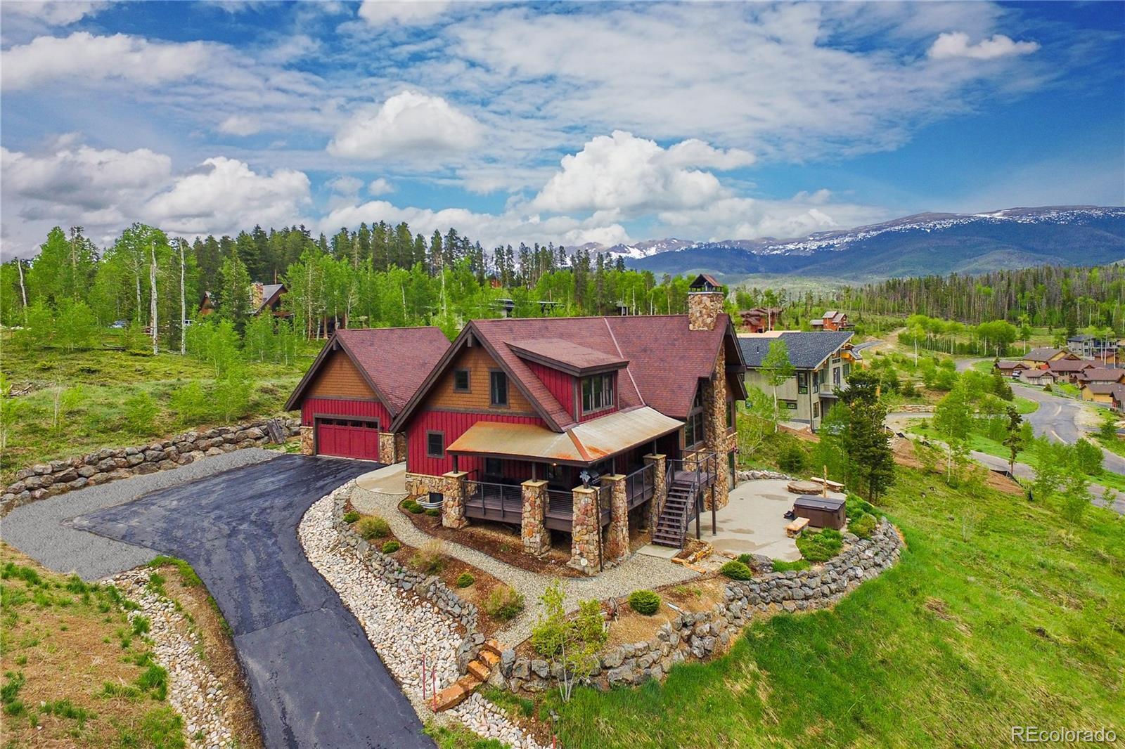 148 Bridger Trace Property Photo - Fraser, CO real estate listing