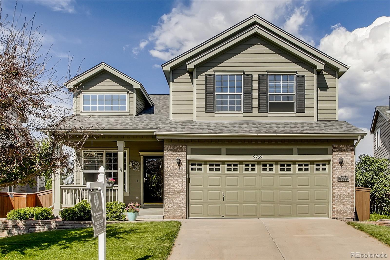 9759 Sun Meadow Street Property Photo - Highlands Ranch, CO real estate listing