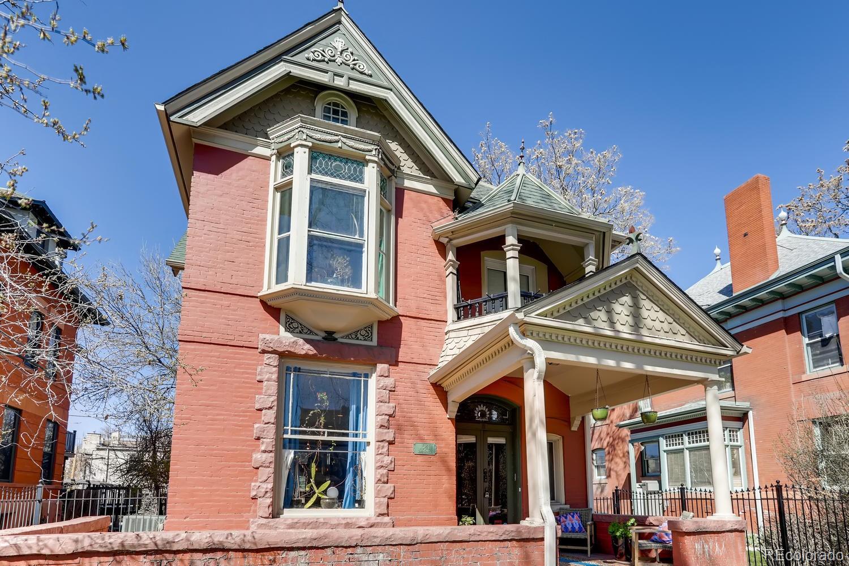 1541 Race Street Property Photo - Denver, CO real estate listing