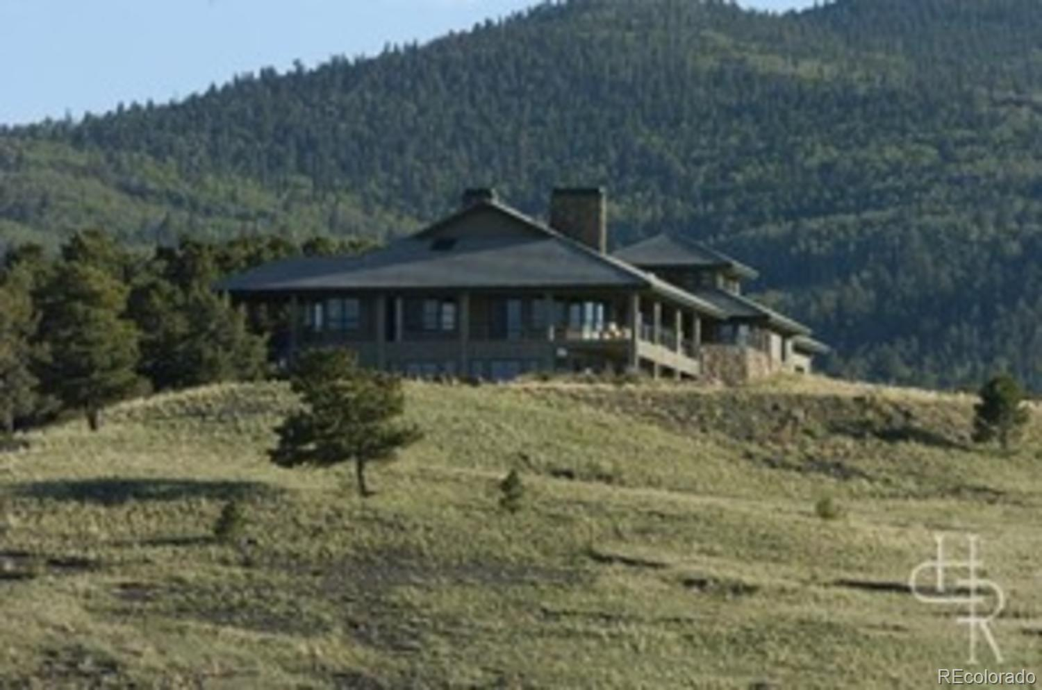5681 Co Road 59 Property Photo - Guffey, CO real estate listing