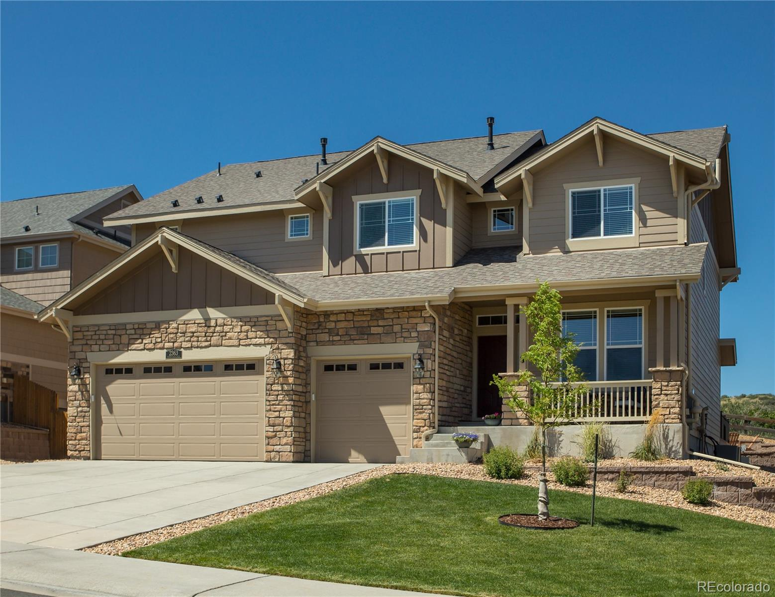 2363 Fairway Wood Circle Property Photo - Castle Rock, CO real estate listing