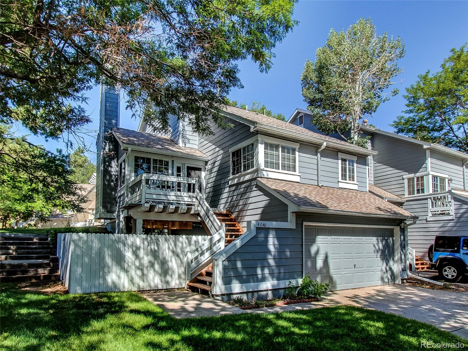 4040 S Rifle Way Property Photo - Aurora, CO real estate listing