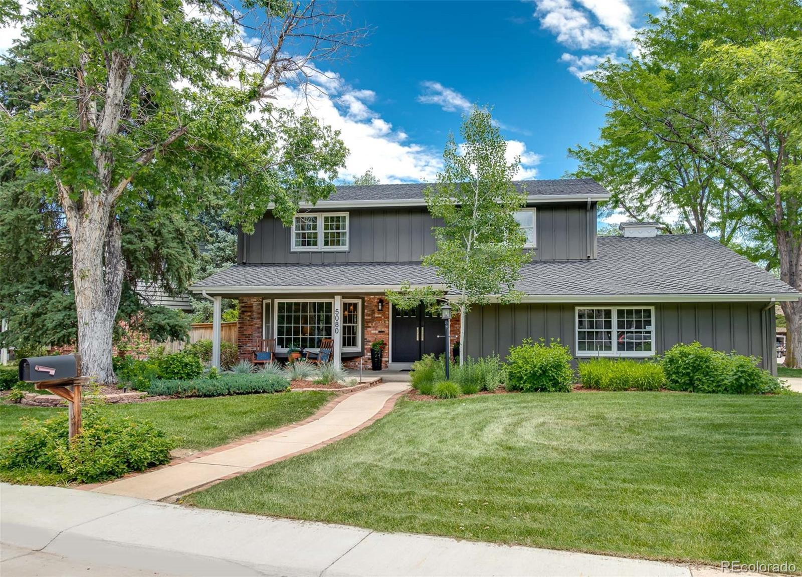 5080 S Florence Drive Property Photo - Greenwood Village, CO real estate listing