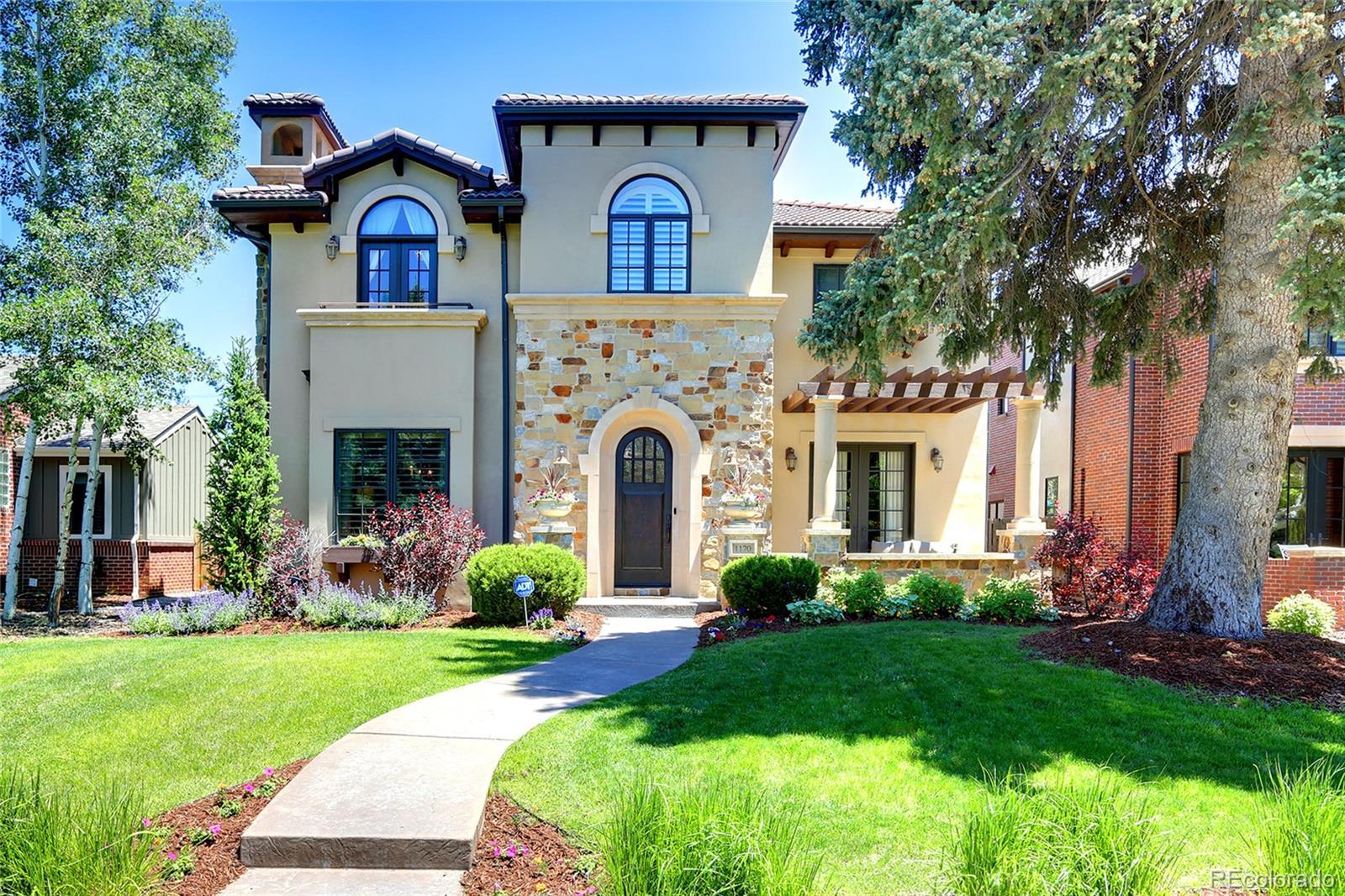 1170 S Saint Paul Street Property Photo - Denver, CO real estate listing