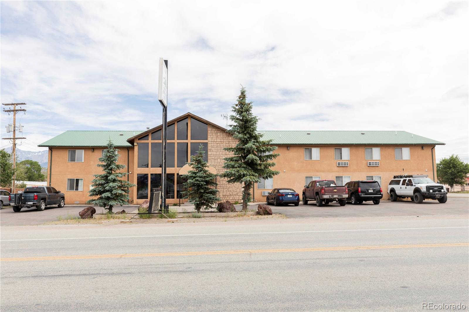 605 4th Avenue Property Photo - Fort Garland, CO real estate listing