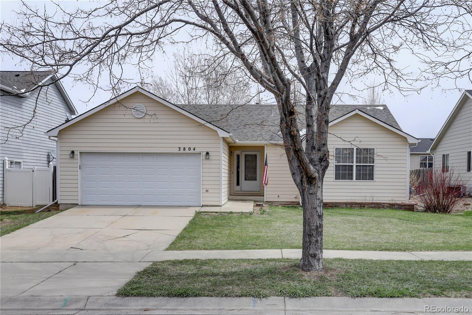 3804 Mountain View Drive, Evans, CO 80620 - Evans, CO real estate listing