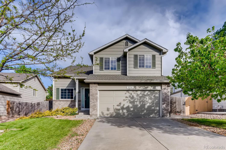5936 S Quatar Way Property Photo - Aurora, CO real estate listing