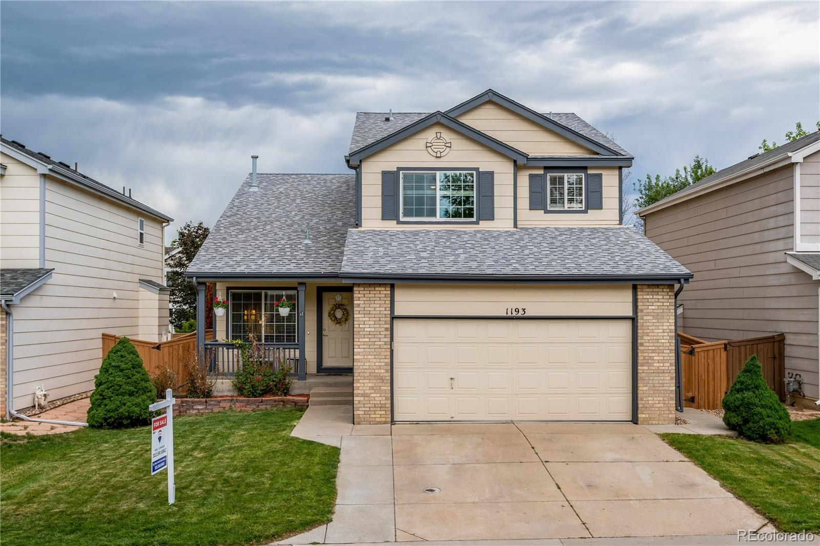 1193 Timbervale Trail Property Photo - Highlands Ranch, CO real estate listing