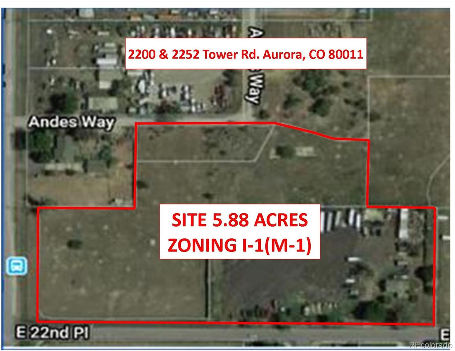 2200 Tower Road, Aurora, CO 80011 - Aurora, CO real estate listing