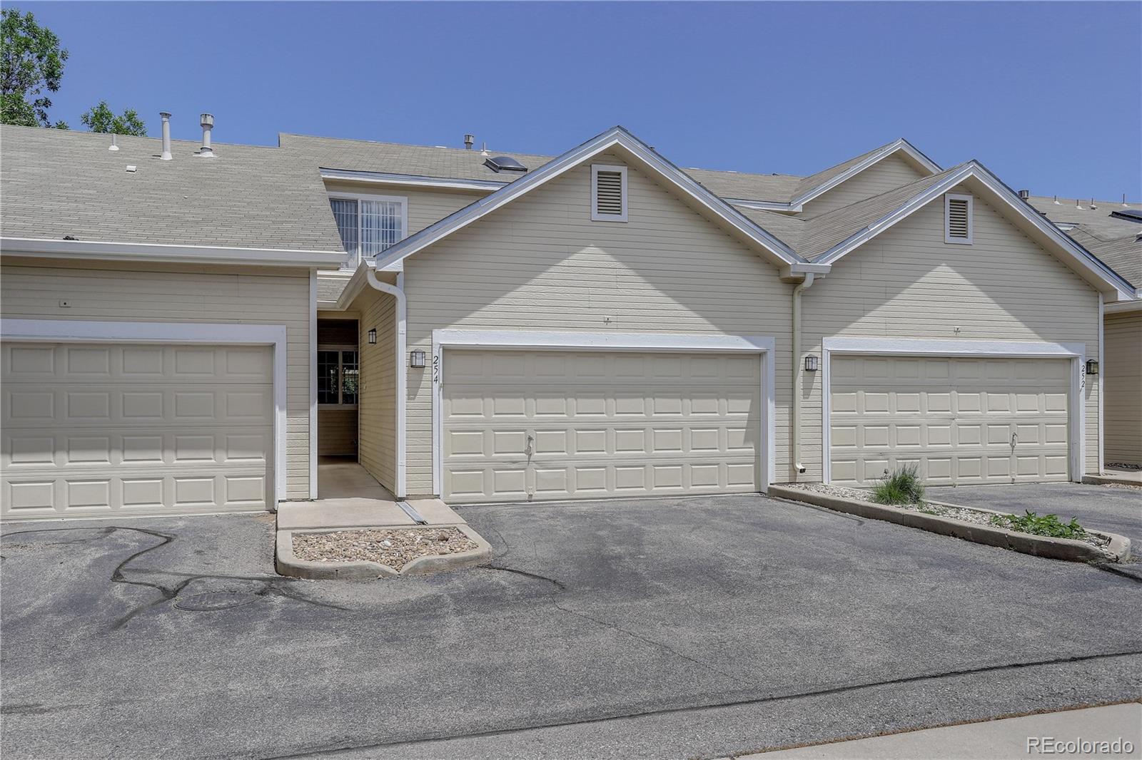 254 Quari Street Property Photo - Aurora, CO real estate listing