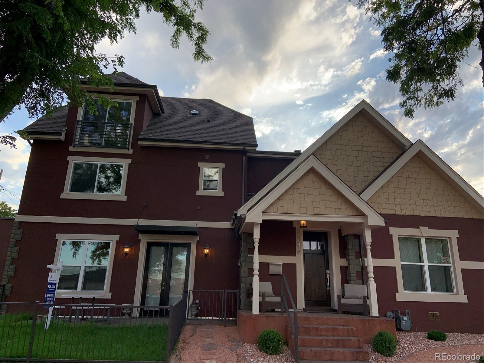 3549 Shoshone Street, Denver, CO 80211 - Denver, CO real estate listing