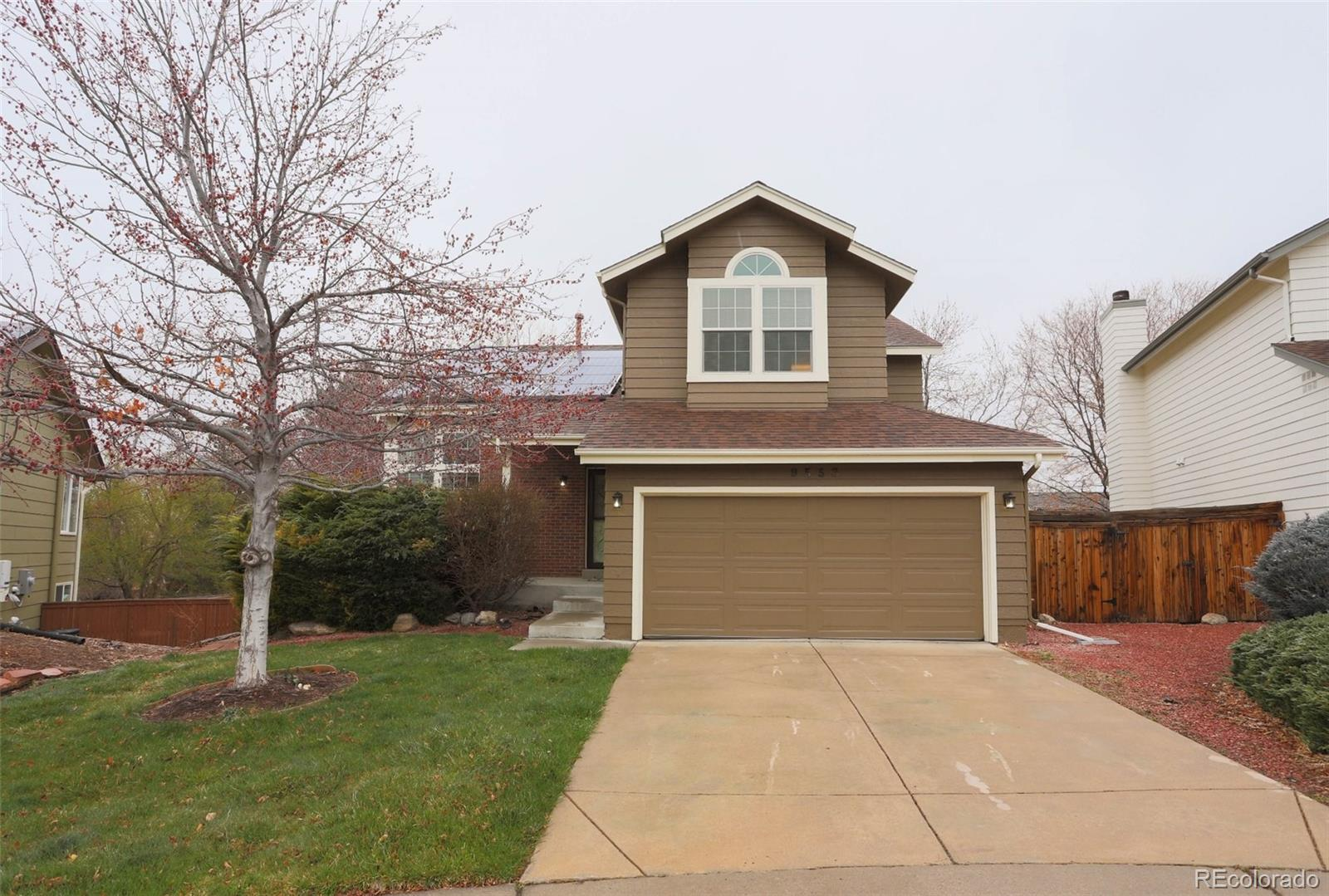 9553 Devonshire Place Property Photo - Highlands Ranch, CO real estate listing