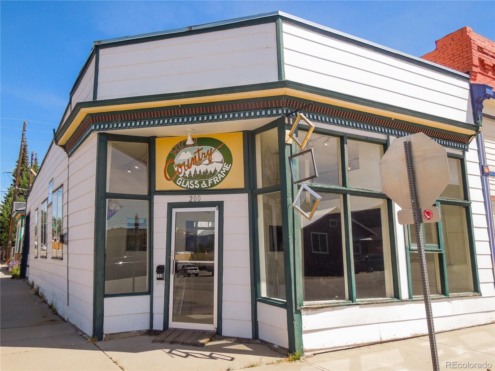 200 E 6th Street Property Photo - Leadville, CO real estate listing