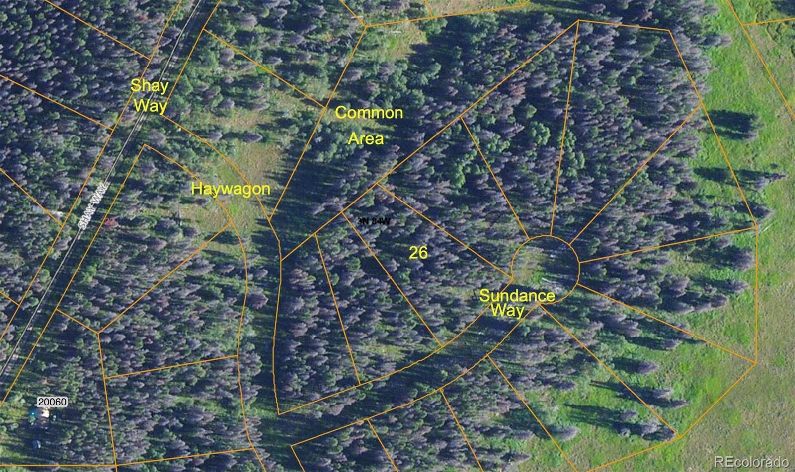 Sundance Way Property Photo - Oak Creek, CO real estate listing