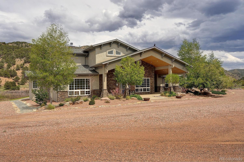 15375 US Hwy 50 Property Photo - Coaldale, CO real estate listing