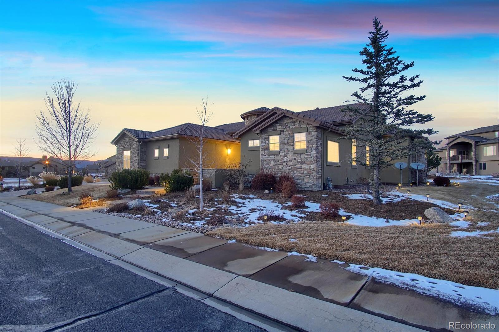 2372 Red Edge Heights Property Photo - Colorado Springs, CO real estate listing