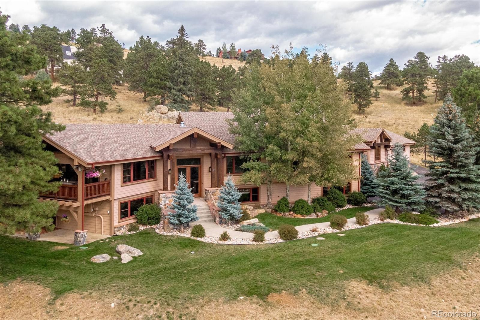 497 Meadow Vista Drive, Evergreen, CO 80439 - Evergreen, CO real estate listing