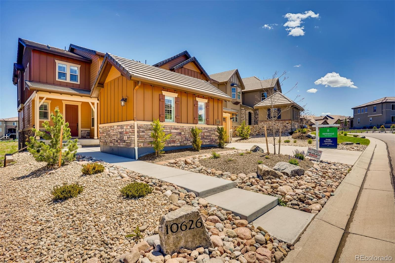 10626 Greycliffe Drive, Highlands Ranch, CO 80126 - Highlands Ranch, CO real estate listing