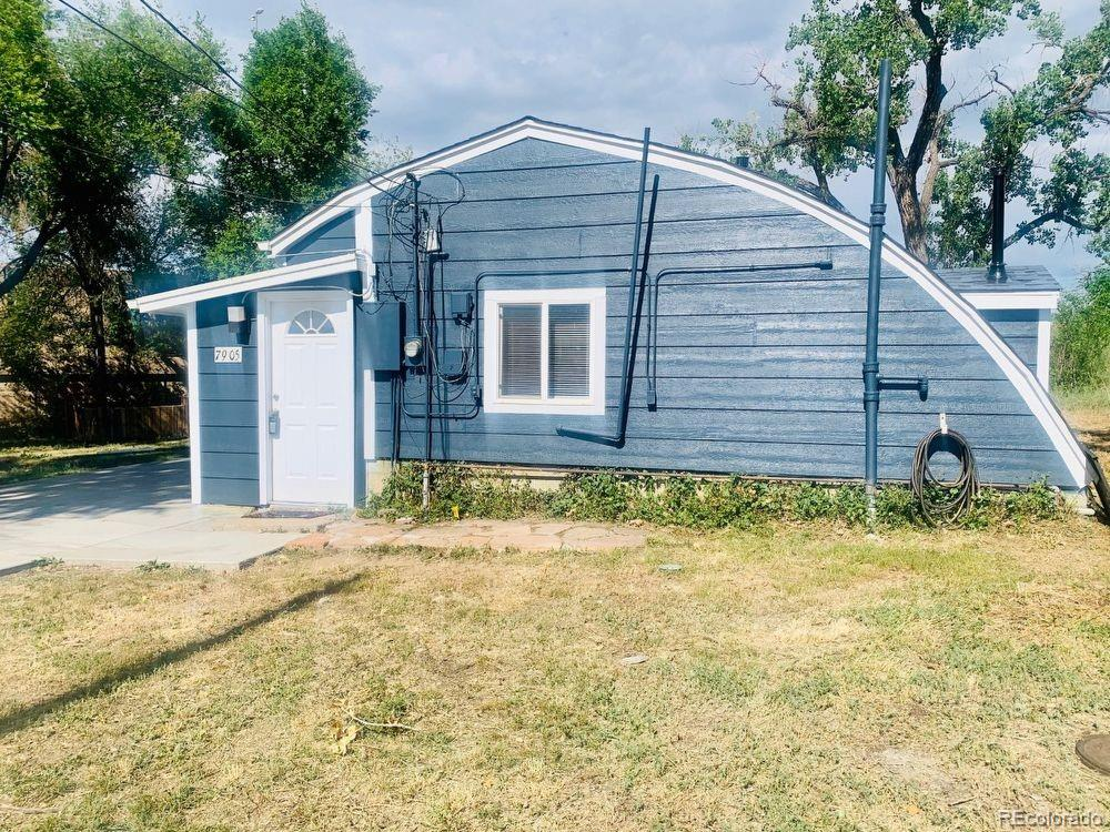 7905 Meade Street Property Photo - Westminster, CO real estate listing